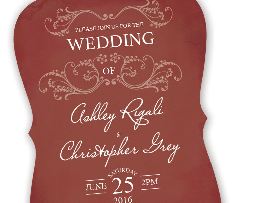 Modern Wedding Invitations And Rsvp Cards Cheap Ideas - Invitations ...