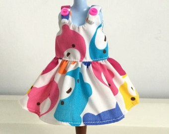 Blythe Overall Cotton Dresses