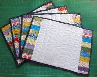 Quilted placemats   Etsy : quilted placemats - Adamdwight.com