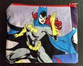 Zipper Pouch - Batgirl (BG0330)