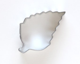 Aspen Leaf Cookie Cutter, Fall Cookie Cutter, Fall Leaf Metal Cookie Cutter