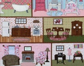 QUILT EMMAS DOLLHOUSE with