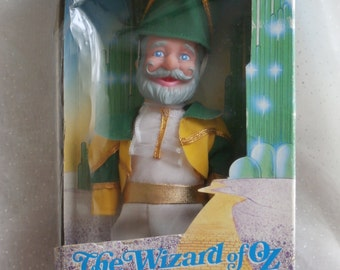 1988 Wizard of Oz Soldier Munchkins Doll, in Box Vintage Munchkin Man - ON SALE