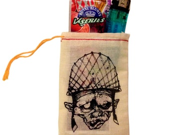 Zombie Bomb Bags (lighter and blunt wraps not included)