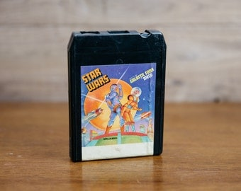 MECO Star Wars and Other Galactic Funk 8 Track Tape