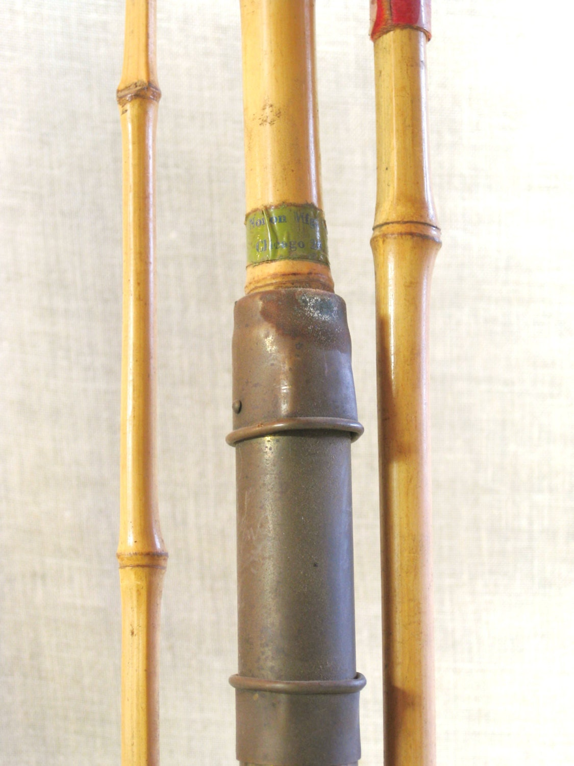Fishing rod fly fishing bamboo fly fishing by wilshepherd for Antique bamboo fishing rods