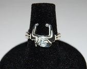 Midna Wolf Link Ring - PREORDER
