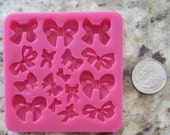 Bow's Silicone Mold