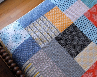 Turning Twenty Handmade Quilt