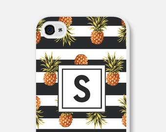 Phone Case Custom Gift iPhone 6 Case Samsung Galaxy S7 Case iPhone SE Case Pineapple Phone Case iPhone 6s Case iPhone 6 Plus Case iPhone 5c