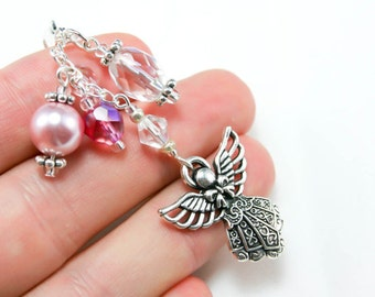 Elegant Angel Charm. Classy Angel Charm for Necklace Pendant.NKL025