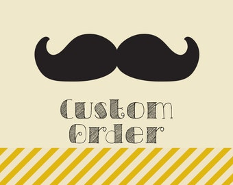 Custom Listing by Whisker Works - Instant Download