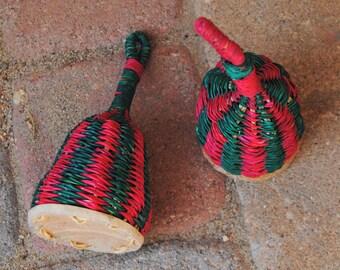 Handwoven Music Shakers
