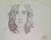 John Frusciante Sketch...