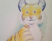 Tiger Invite Original...