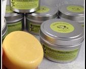 Solid Lotion Body Bar - Healing Salve - Eczema/Psoriasis - After Sun Balm - Natural Skincare - Herbal Skin Therapy