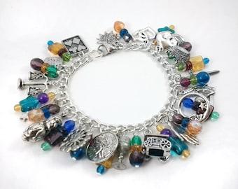 Gypsy Fortune Teller Bracelet