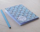 """Paper Note Book, Lattice """"Rhombus"""""""