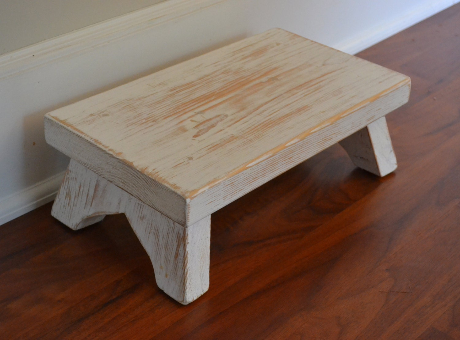 Stool Step Stool Small Stool Reclaimed Wood Stool Wooden