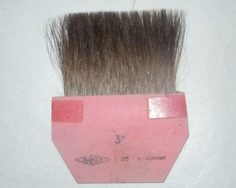 Vintage Squirrel Gold leaf Gilding Brush