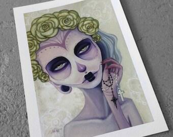 Mia - Giclée Print