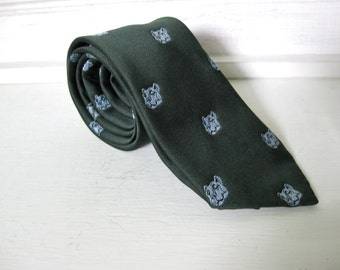 Vintage Penn State University Necktie