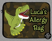 Medical Bag - Medical ID - Peanut Allergy - CUSTOM Medical Bag - Personalized Medical Bag