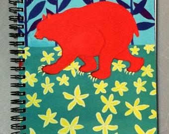 Red Bear Notebook