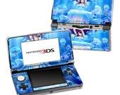 nintendo 3DS/XL 2DS Decal Sticker Skin - Jellyfish girl