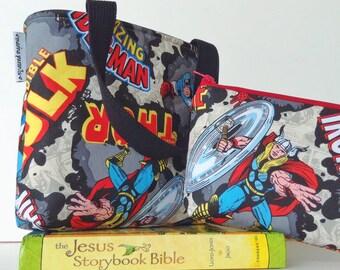 kid bible combo set -- avengers