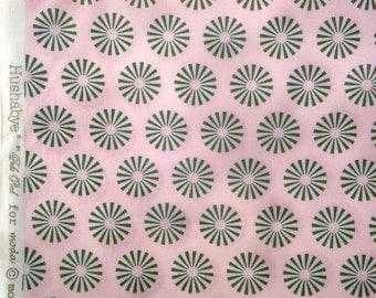 Tula Pink Hushabye Circus Dot pink moda fabrics FQ or more