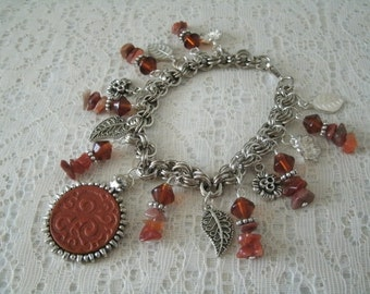 Chainmaille Bracelet, medieval jewelry renaissance jewelry victorian jewelry steampunk edwardian tudor cosplay neo victorian bracelet