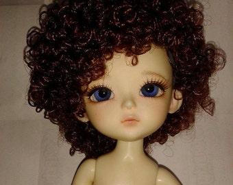 Lati Yellow : Afro Wig