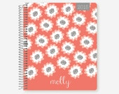 2016-2017 Monthly Planner (Monthly Spreads + Notes Pages Only)