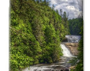 Triple Falls Waterfall Phone Cover | iPhone & Samsung
