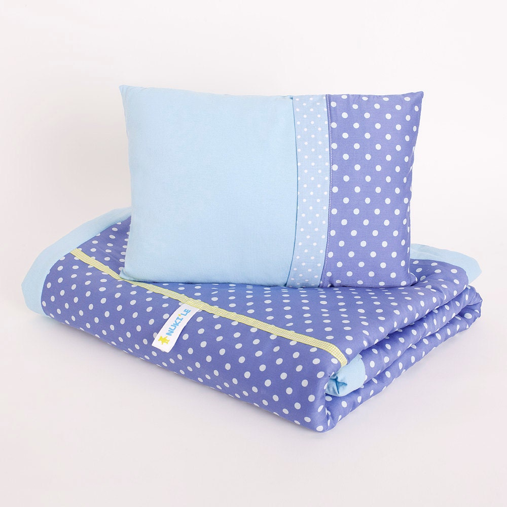 gift for baby blanket and pillow baby crib bedding set by nukile. Black Bedroom Furniture Sets. Home Design Ideas