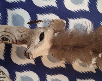 Deer Animal Totem Wand