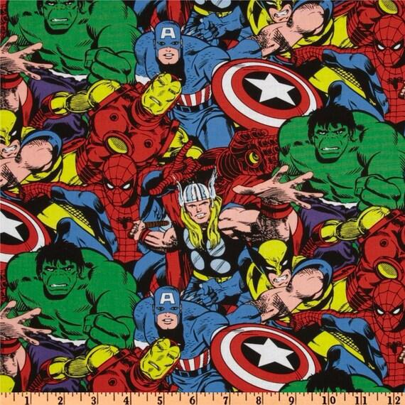 Avengers Bean Bag Chair Cover Captain America Incredible