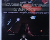 "Rare Music from ""Star Wars"" and ""Close Encounters of the Third Kind"" Vinyl Soundtrack (1978) - Very Good Condition"