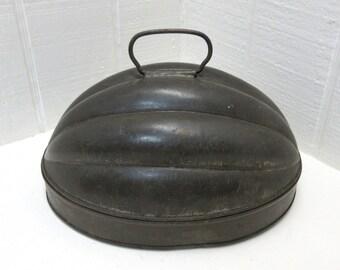 Vintage Pudding Mold Kreamer
