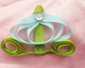 Cinderella Hair Ribbon