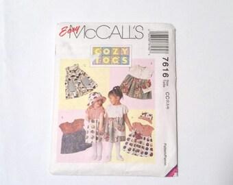 McCalls 7616 sewing pattern