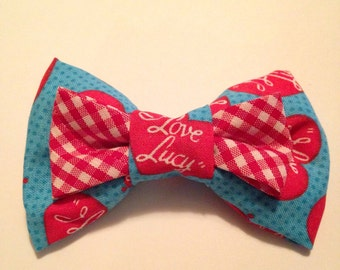 I love lucy bow