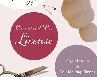 License for the Organisation of Doll Making Classes