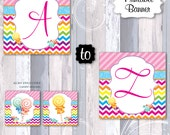 Candyland Sweets Banner