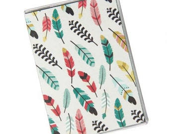 PASSPORT COVER - Flying Feathers