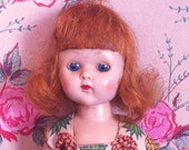 Who Made Candy Fashion Doll Ginny PLW Red Head doll in