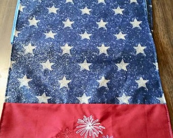 Table runner 4th of july,memorial day