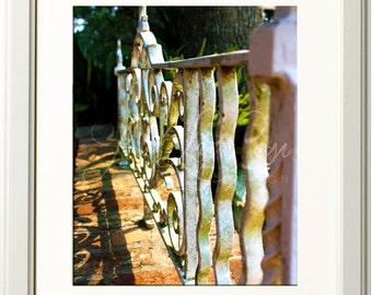 Ironwork Photograph 11x14 Print