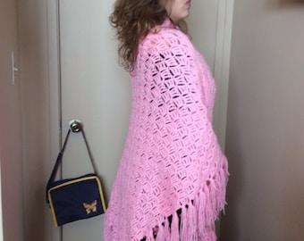 Pink Shawl CLEARANCE